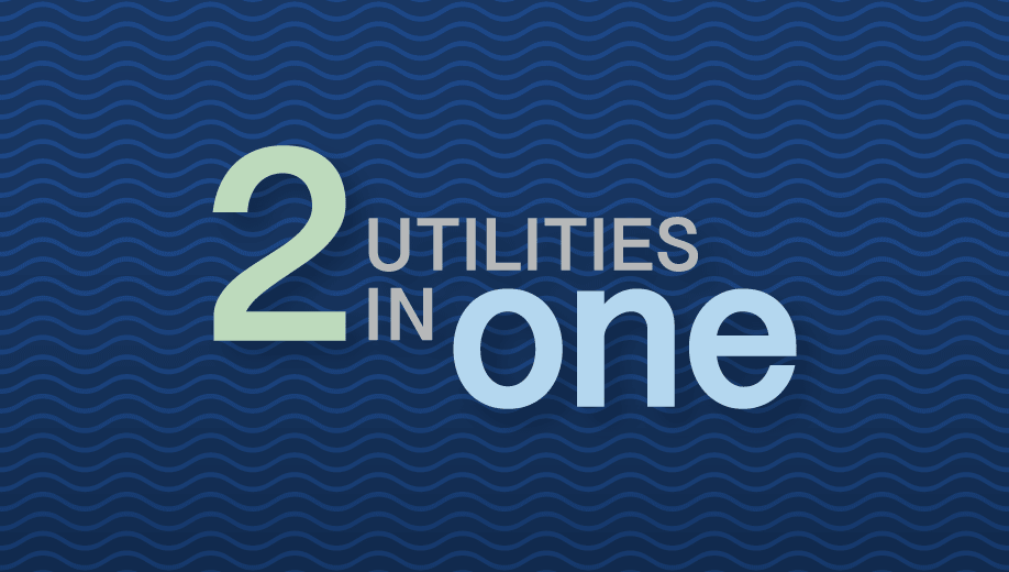 2 Utilities in One