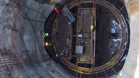 MSD Tunnels